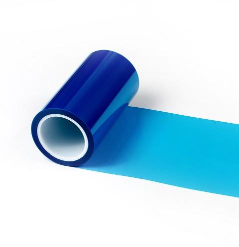 0.05mm蓝色PET离型膜6-10g