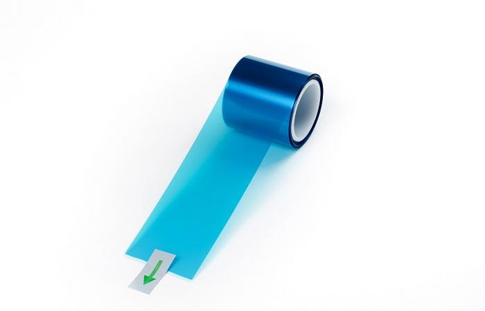 75u抗静电蓝色PET离型膜30-40g