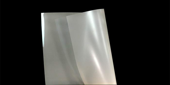 0.075mm白色哑光离型膜