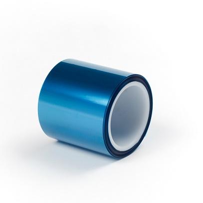 50u蓝色PET氟素离型膜6~10g
