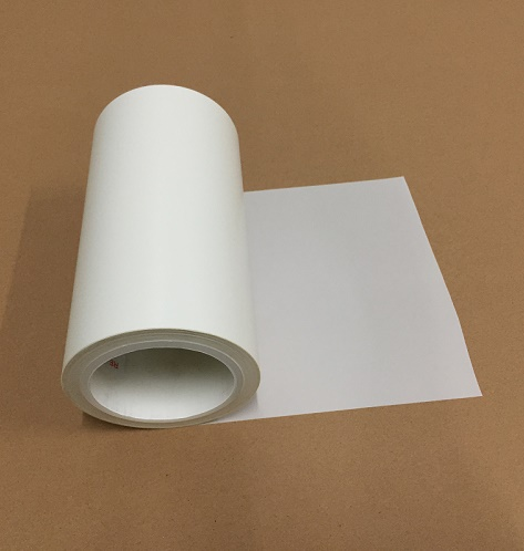 0.075mm乳白色PET离型膜20-30g