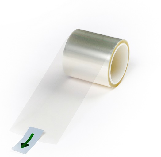0.05mm透明PET非硅离型膜